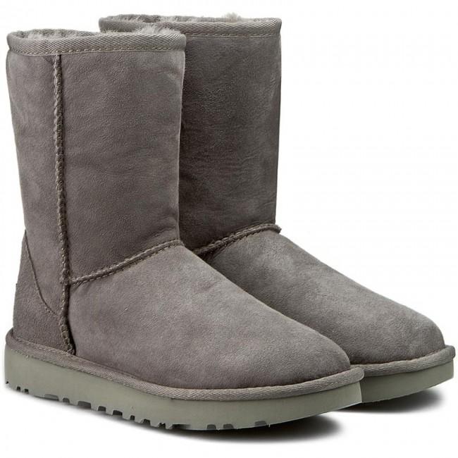 a34dd27ba61 Shoes UGG - W Classic Short II 1016223 W/Grey