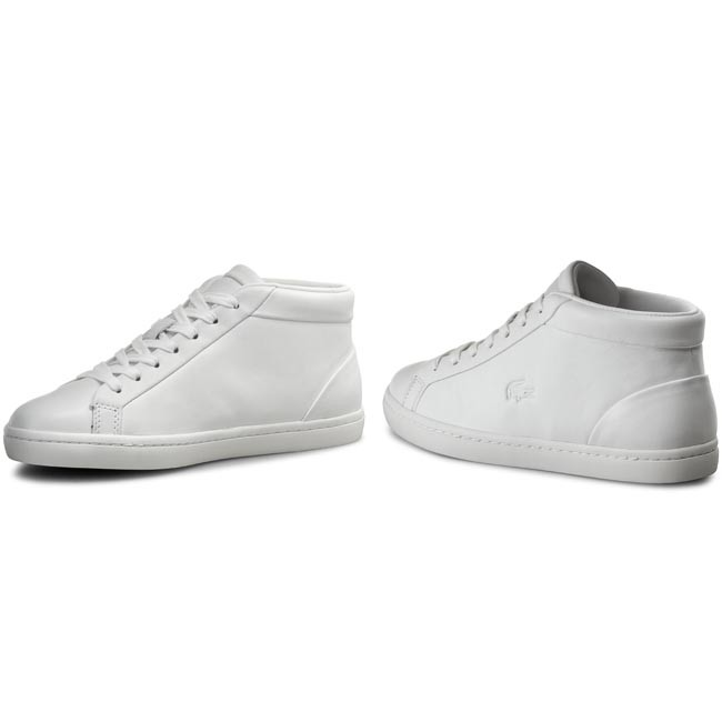 6b7d9708ca9f Sneakers LACOSTE - Straightset Chukka 316 1 Caw 7-32CAW0113001 Wht ...