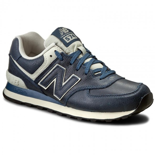 Sneakers NEW BALANCE - ML574LUB Navy Blue