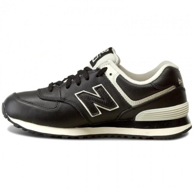 Sneakers NEW BALANCE - ML574LUC Black - Sneakers - Low shoes - Men s shoes  - www.efootwear.eu 940899dab2