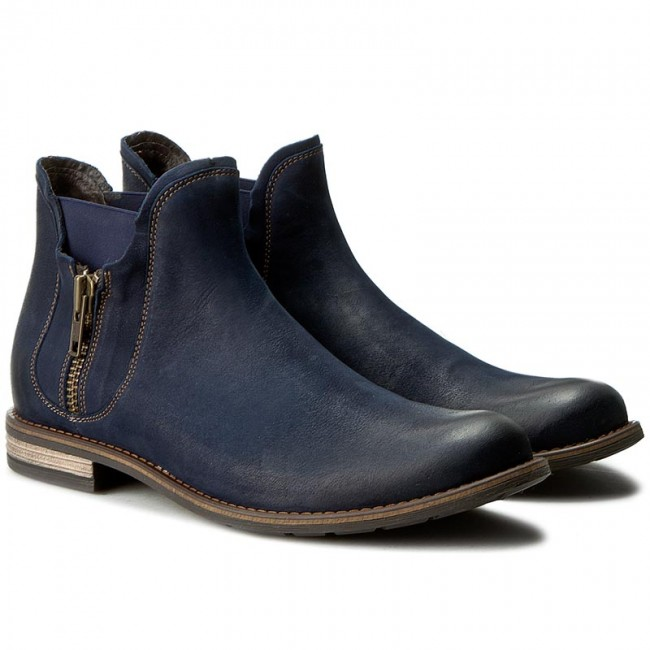 Ankle Boots GINO ROSSI - Aldo MBV257-S03-4B00-5700-F 59 - Chelsea ... 6064ded197