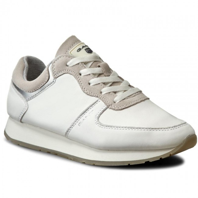 ec482d6ea8 Sneakers GANT - Linda 14531664 Bright White G290 - Sneakers - Low ...