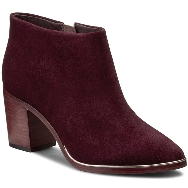 8d79fba0f7cfa0 Boots TED BAKER - Hiharu 2 9-15752 Burgundy - Boots - High boots and ...
