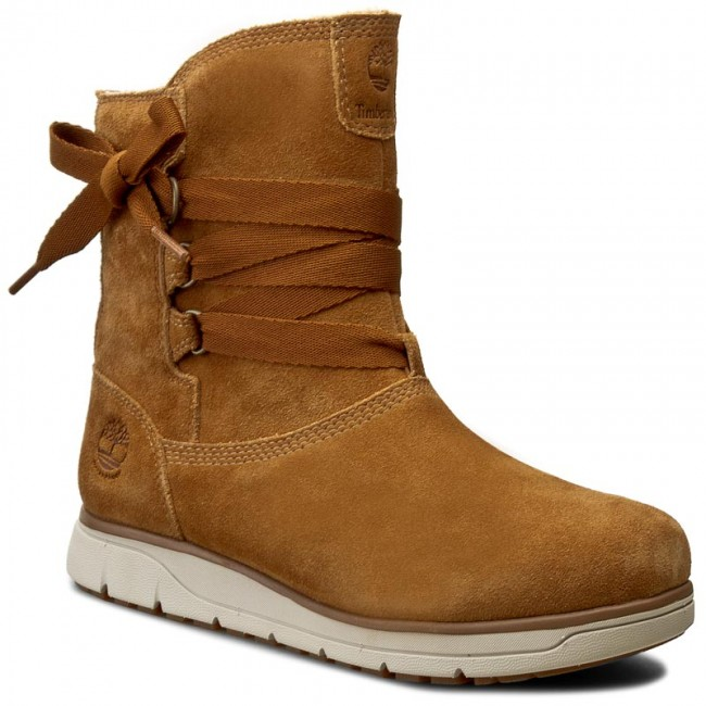 Boots Timberland Leighland Pull On A17mw Wp Trapper Tan Boots