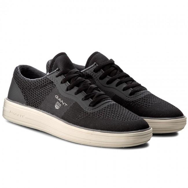 0ad77b2a092 Sneakers GANT - Tyler 14639666 Multi Black G005 - Sneakers - Low shoes - Men s  shoes - www.efootwear.eu