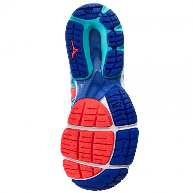 Shoes MIZUNO Wave Sayonara 4 J1GD163055 Blue
