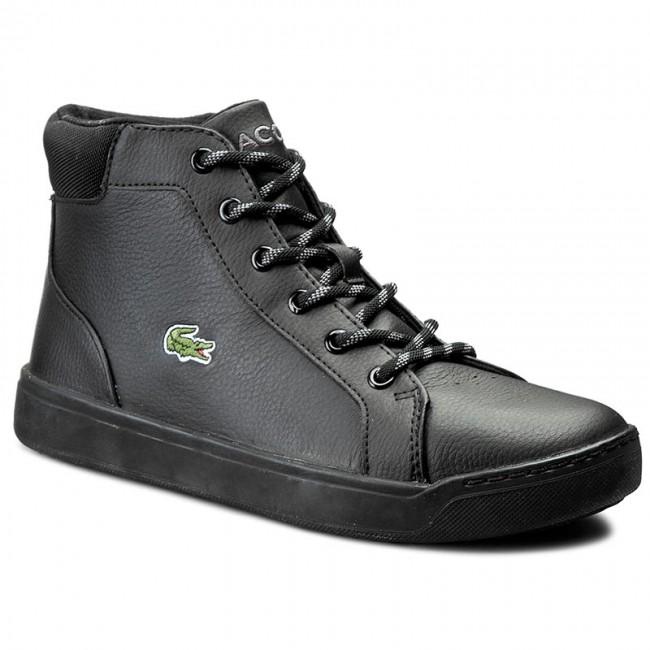 fd49b8dc86 Sneakers LACOSTE - Explorateur Mid 316 1 732CAJ1000024 Blk ...