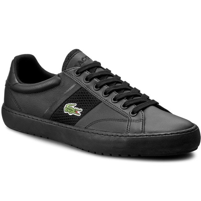 4b220957b Sneakers LACOSTE - Fairlead Terra 316 1 Spm 7-32SPM0015024 Blk ...