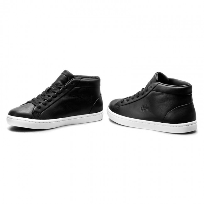 dc6fd2f5468c Sneakers LACOSTE - Straightset Chukka 316 1 Caw 7-32CAW0113024 Blk ...