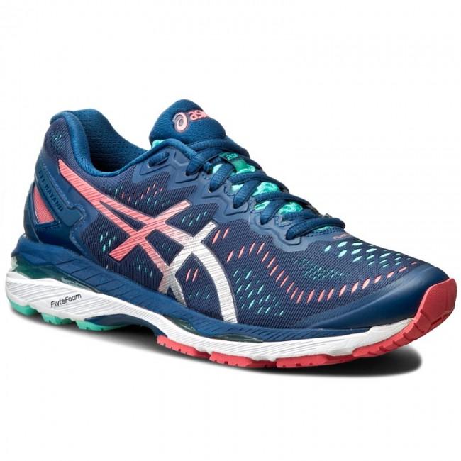 Shoes ASICS - Gel-Kayano 23 T696N Poseidon/Silver/Cockatoo 5893