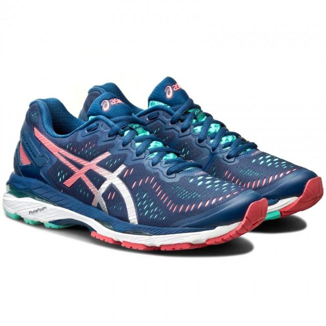 Shoes ASICS Gel Kayano 23 T696N PoseidonSilverCockatoo 5893