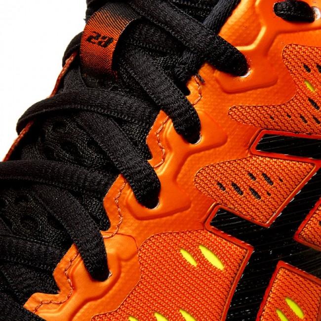 783d68e2989a Shoes ASICS - Gel- Kayano 23 T646N Flame Orange Black Safety Yellow 0990