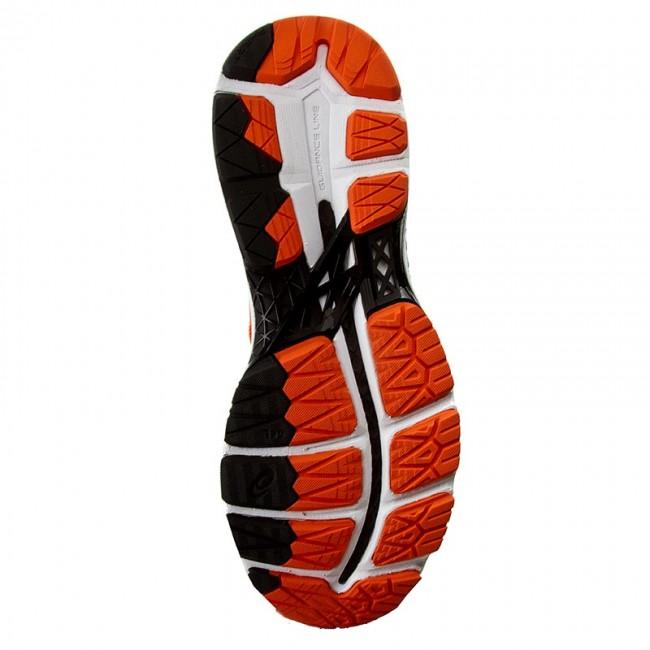 Schuhe ASICS Gel Kayano 23 T646N Flame OrangeBlack