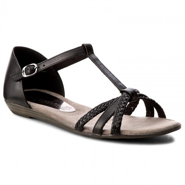 Sandals TAMARIS 1 28137 28 Black 001