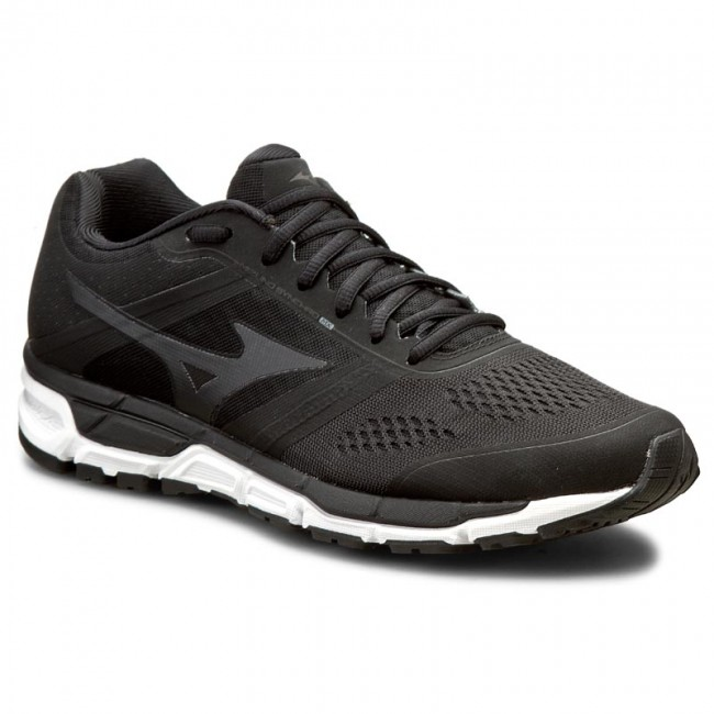 c0311cf81cdb Shoes MIZUNO - Synchro Mx J1GE161912 Black - Indoor - Running shoes ...