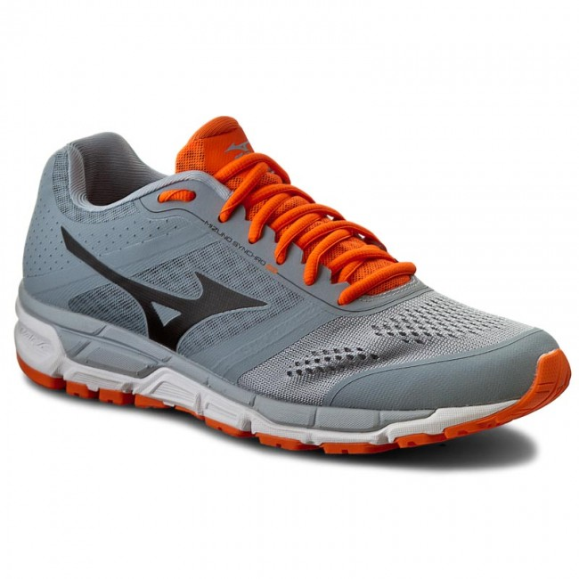 785f230c3145 Shoes MIZUNO - Synchro Mx J1GE161913 Grey - Indoor - Running shoes ...