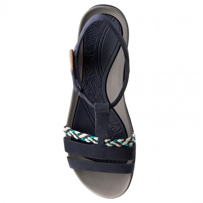 5c1bd56940f Sandals CLARKS - Tealite Grace 261238944 Navy - Casual sandals - Sandals -  Mules and sandals - Women s shoes - www.efootwear.eu