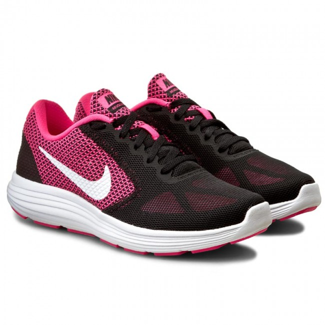 Nike Nike Women's Revolution 3 Running Shoe Hyper Pink
