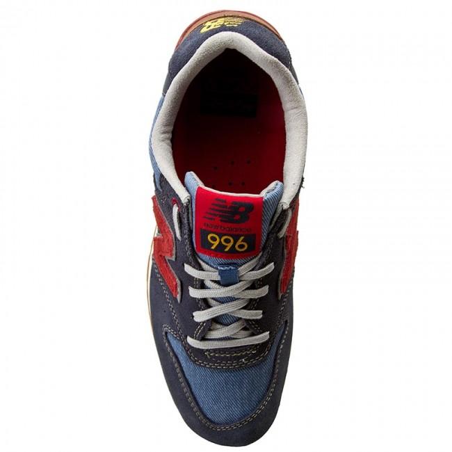 Sneakers NEW BALANCE - MRL996NF Navy Blue - Sneakers - Low shoes - Men s  shoes - www.efootwear.eu a6c3030c6ede