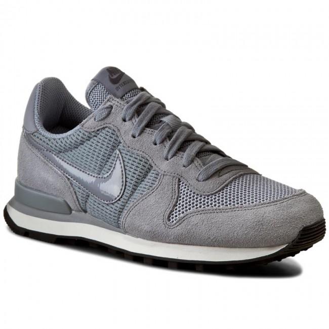 classic 3e1e7 0d2ca Shoes NIKE. Internationalist 828407 004 Stealth Gris Fonce Black Somme
