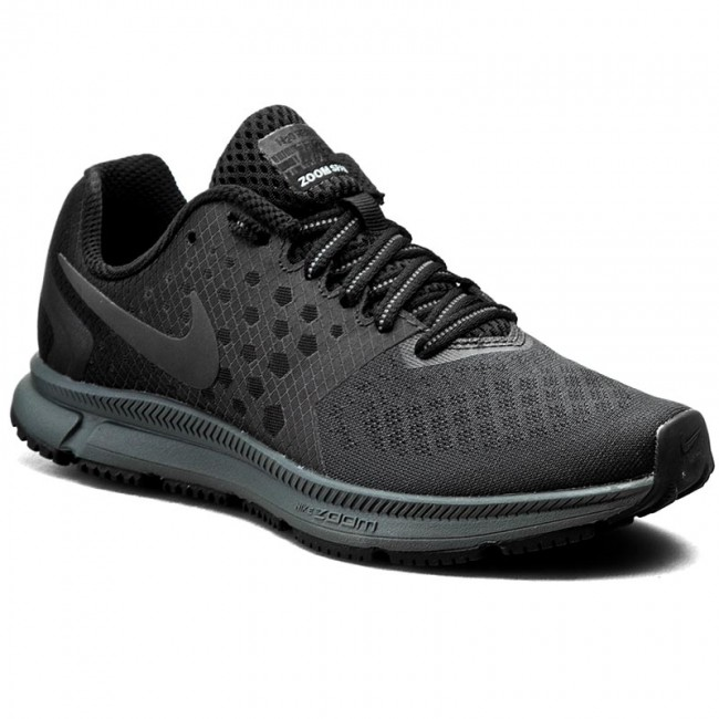 Shoes NIKE - Zoom Span Shield 852451 001 Black/Mtlc Dark Grey/Anthracit