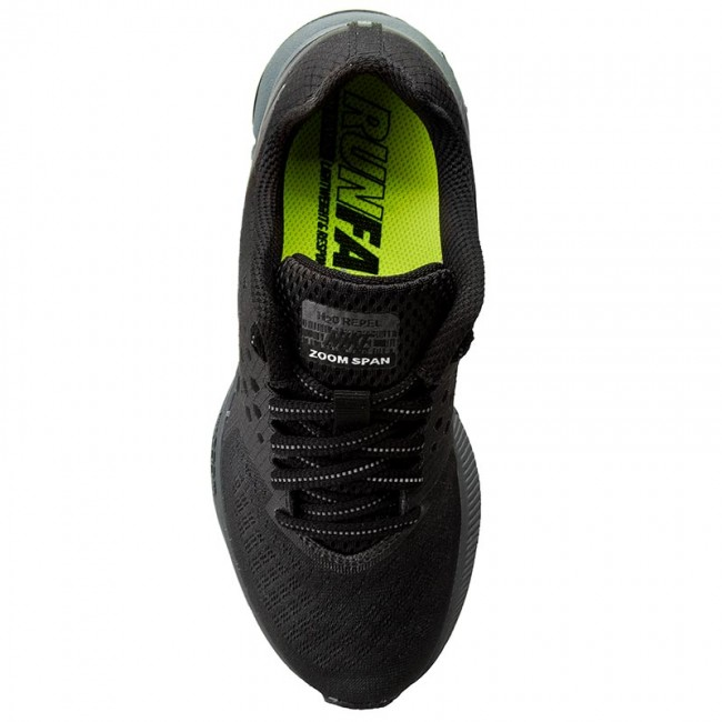 Shoes NIKE - Zoom Span Shield 852451 001 Black Mtlc Dark Grey Anthracit -  Indoor - Running shoes - Sports shoes - Women s shoes - www.efootwear.eu 658f7809a