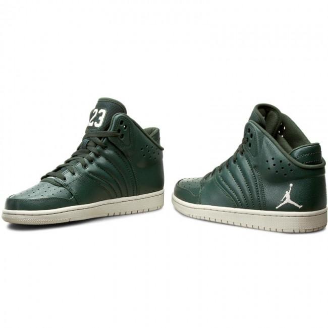 2a8a8746c5bb87 Shoes NIKE - Jordan 1 Flight 4 820135 300 Grove Green Light Bone ...