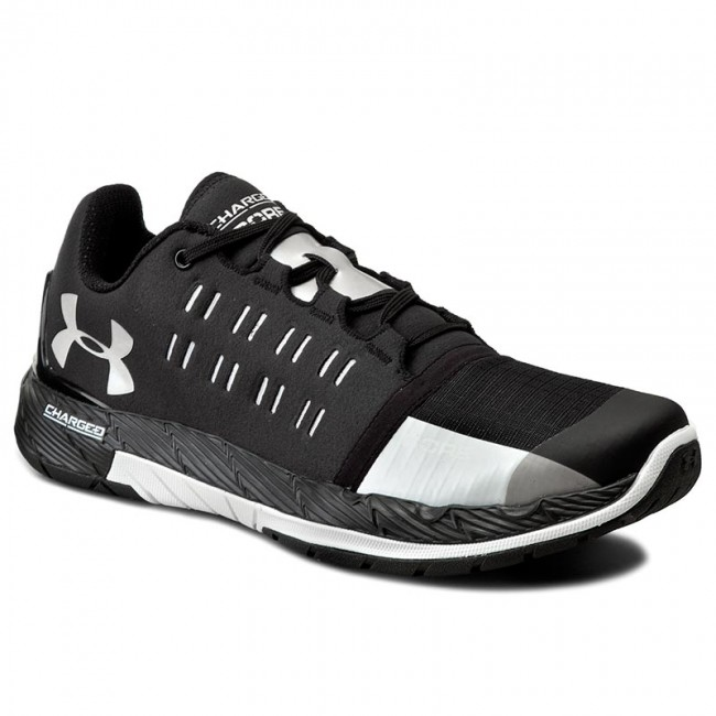promo code 2f750 e706f Shoes UNDER ARMOUR - UA Charged Core 1276524-001 BlkWhtWht