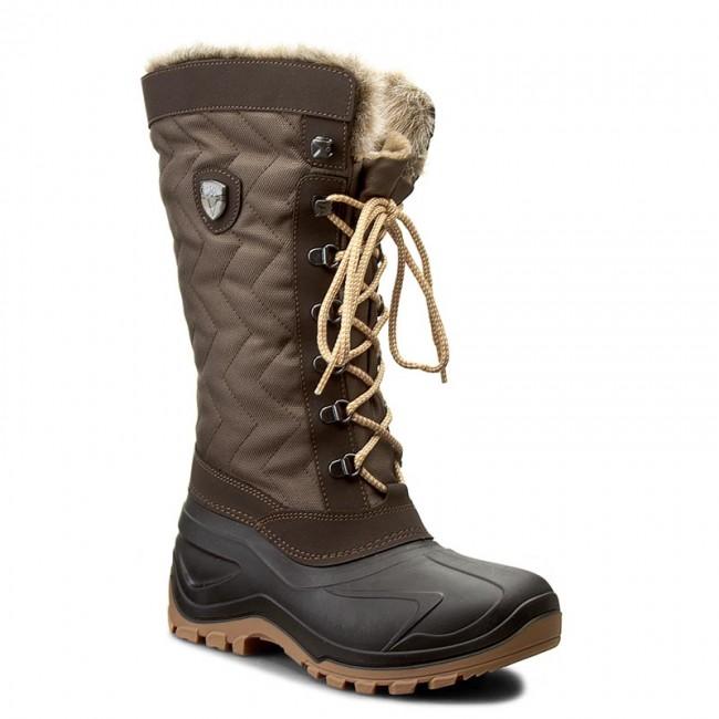 6916f9bb17 Snow Boots CMP - Nietos Wmn 3Q47966 Sabbia P543 - Winter boots ...