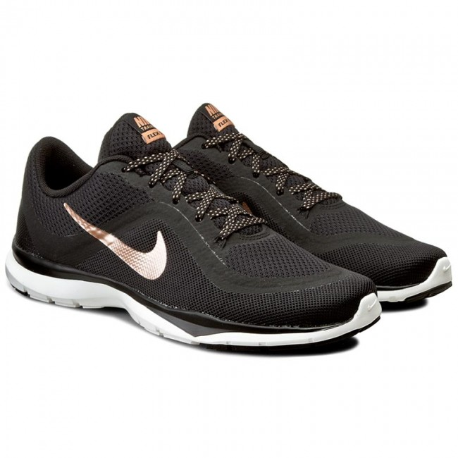 Shoes NIKE - Flex Trainer 6 831217 006 Black Mtlc Red Bronze White - Fitness  - Sports shoes - Women s shoes - www.efootwear.eu 495c576f2e0cf