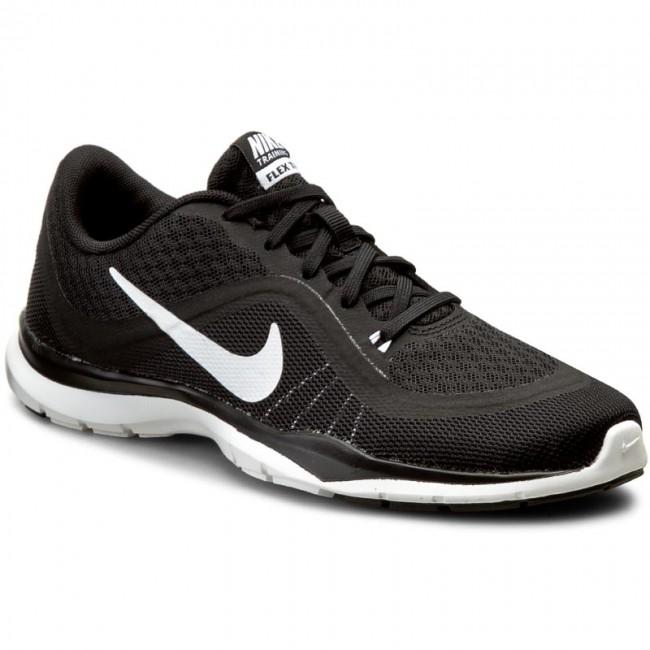 4594d4a4d8b1 Shoes NIKE - Flex Trainer 6 831217 001 Black White - Fitness ...
