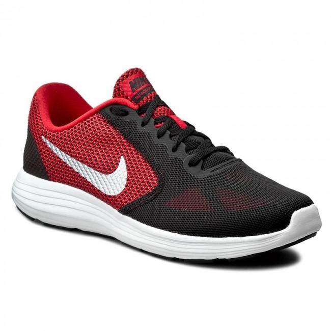 142049707fc Shoes NIKE - Revolution 3 819300 600 University Red Metallic Silver ...