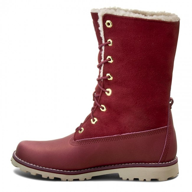 Hiking Boots TIMBERLAND 6 In Wp Shearling Bo A1BXD Rose