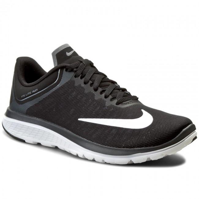 Shoes NIKE - Fs Lite Run 4 852448 003 Black/White/Anthracite/Cl