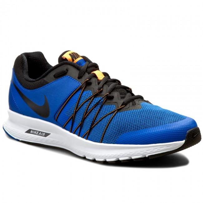 158e98395cd Shoes NIKE - Air Relentless 6 843836 401 Hyper Cobalt Black - Indoor ...