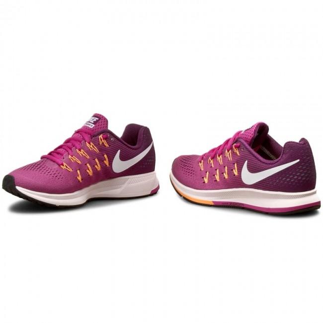 523bdcb264e1 Shoes NIKE - Air Zoom Pegasus 33 831356 602 Fire Pink White Bright Grape