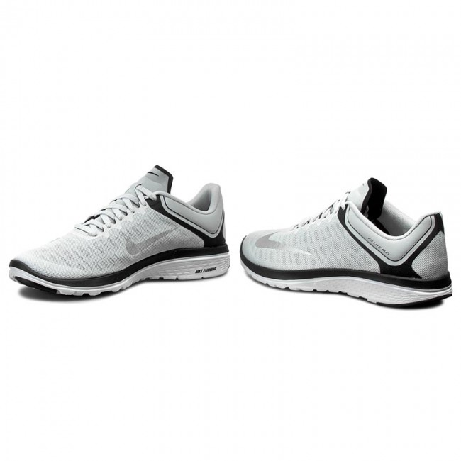 f475cd689ee Shoes NIKE - Fs Lite Run 4 852435 005 Pure Platinum Metallic Silver ...