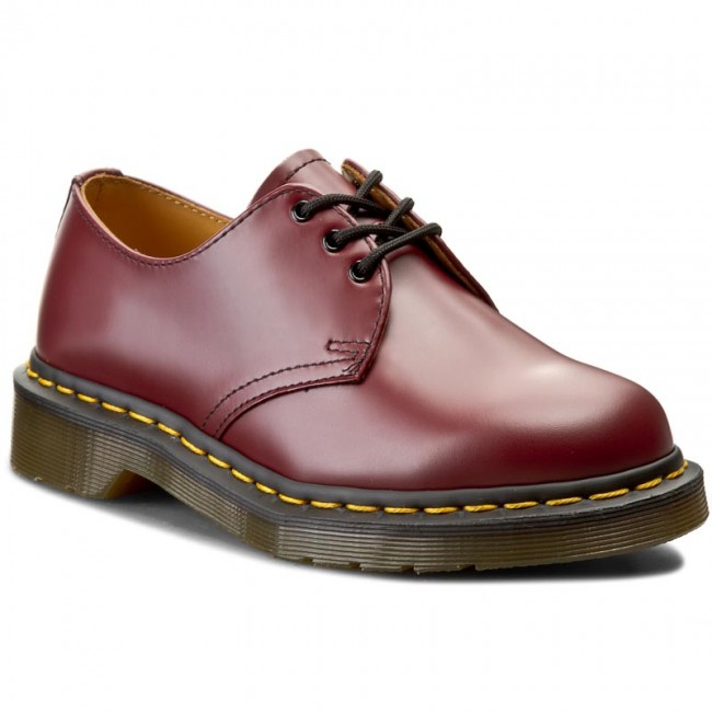 Shoes DR. MARTENS - 1461 59 10085600 Cherry Red