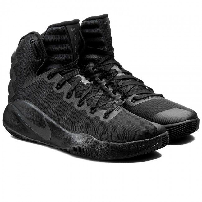 1782168a1ade Shoes NIKE - Hyperdunk 2016 844359 008 Black Anthracite Volt - Basketball -  Sports shoes - Men s shoes - www.efootwear.eu