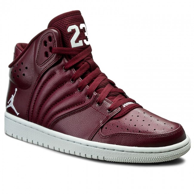 949d1ba88e2ab3 Shoes NIKE - Jordan 1 Flight 4 820135 600 Night Maroon Pure Platinum ...