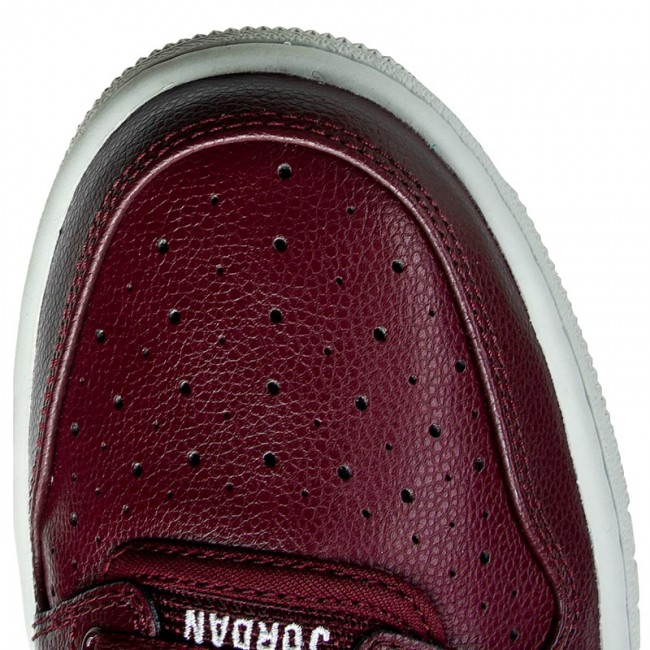 deb717ed6120c5 Shoes NIKE - Jordan 1 Flight 4 820135 600 Night Maroon Pure Platinum -  Sneakers - Low shoes - Men s shoes - www.efootwear.eu