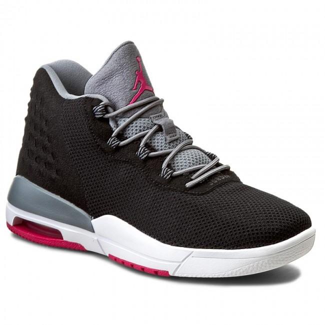 Shoes NIKE - Jordan Academy Gg 854290 007 Black/Vivid Pink/Cool Grey