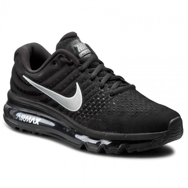 Shoes NIKE - Air Max 2017 849560 001 Black/White/Athracite