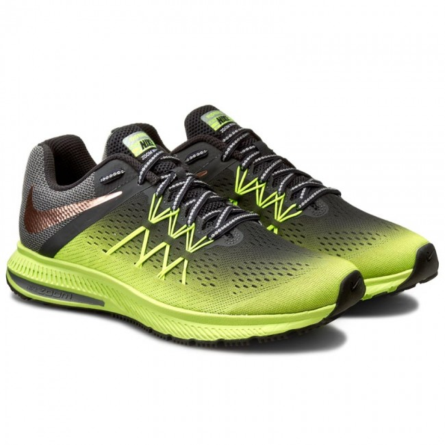 4ee15db8717a ... best price shoes nike zoom winflo 3 shield 852441 700 volt mtlc red  bronze indoor running