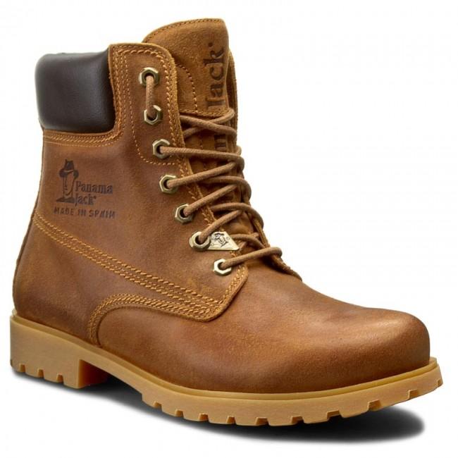 Hiking Boots PANAMA JACK - Panama 03 C41 Miel/Honey