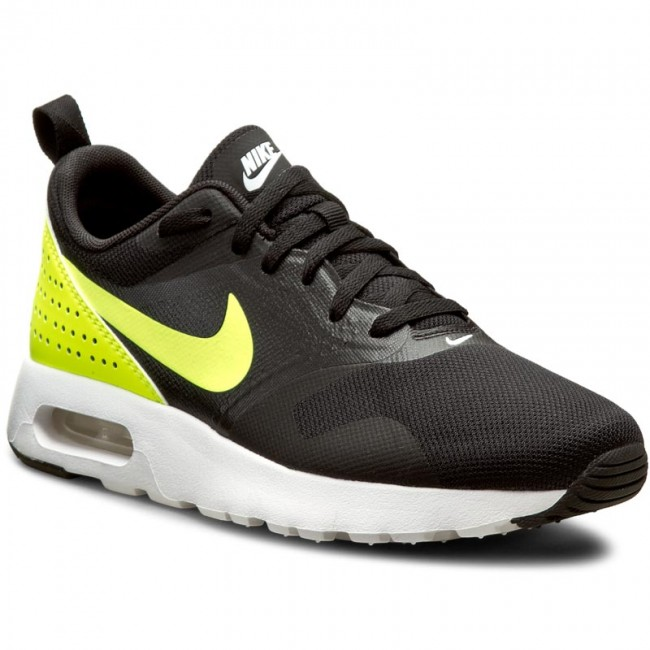 timeless design 19b5c 795d3 ... Shoes NIKE - Air Max Tavas (Gs) 814443 007 BlackVoltWhite ...