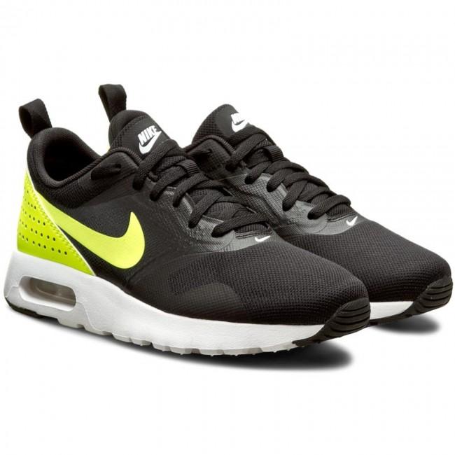 Nike Air Max Tavas (GS) Schuhe schwarz Nike black volt