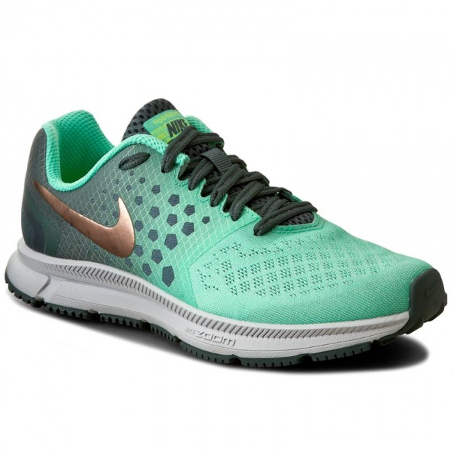 Shoes NIKE - Zoom Span Shield 852451 300 Hasta Mtlc Red Bronze Green ... c34cb277a3e7