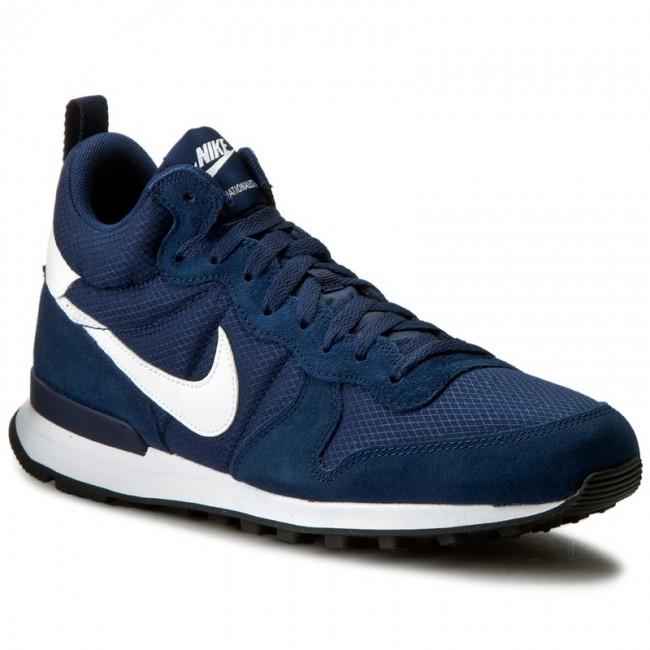 ... Shoes NIKE - Internationalist Mid 859478 400 Midnight NavyWhiteWhite ...