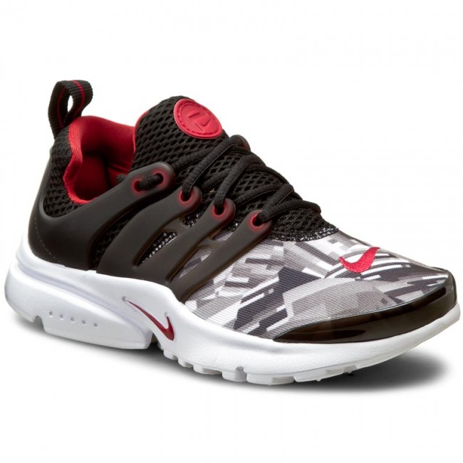 95cb5116738e Shoes NIKE - Presto Print (Ps) 859597 001 Black Gym Red Wolf Grey ...